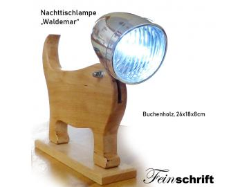 Nachttischlampe LED